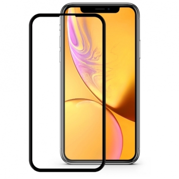 Защитное стекло Mobius 3D Full Cover Premium Tempered Glass для Apple iPhone XR