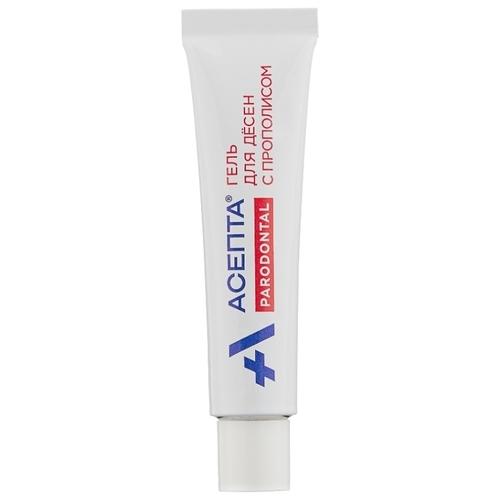 Зубной гель Асепта для десен с прополисом