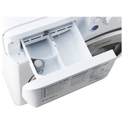 Стиральная машина Indesit BWUA 51051 L B