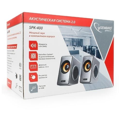 Компьютерная акустика Gembird SPK-400