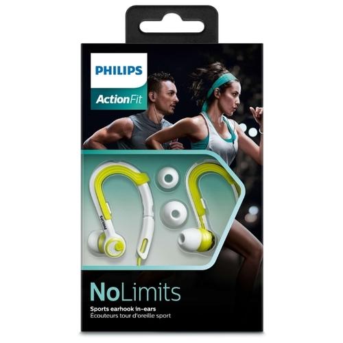 Наушники Philips SHQ3400 ActionFit