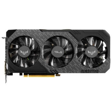 Видеокарта ASUS GeForce GTX 1660 1500MHz PCI-E 3.0 6144MB 8002MHz 192 bit DVI HDMI DisplayPort HDCP TUF Gaming X3 Advanced
