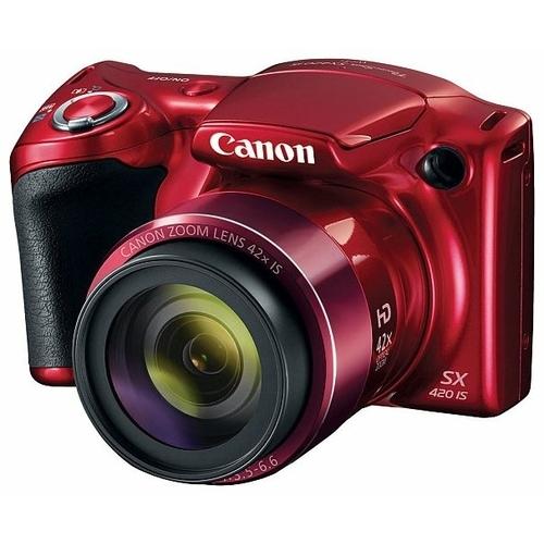 Фотоаппарат Canon PowerShot SX420 IS