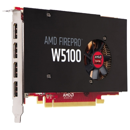 Видеокарта Sapphire FirePro W5100 PCI-E 3.0 4096Mb 128 bit