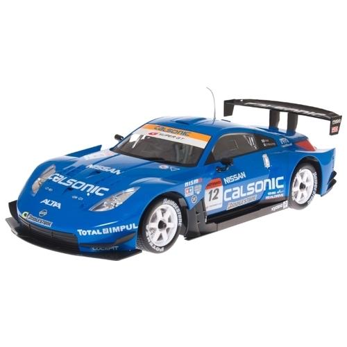 Легковой автомобиль MJX Nissan Fairlady Z Super GT500 (MJX-8110A/B) 1:20 24 см