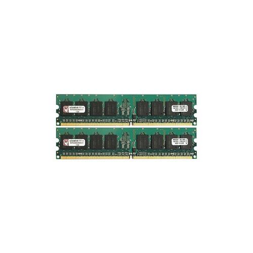 Оперативная память 1 ГБ 2 шт. Kingston KVR800D2N6K2/2G