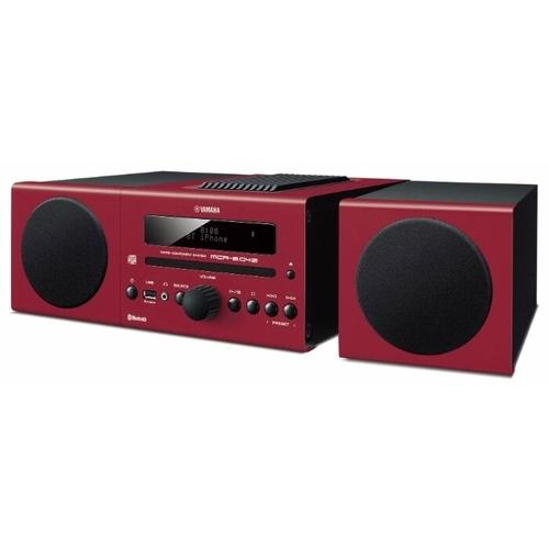 Музыкальный центр YAMAHA MCR-B043 Red