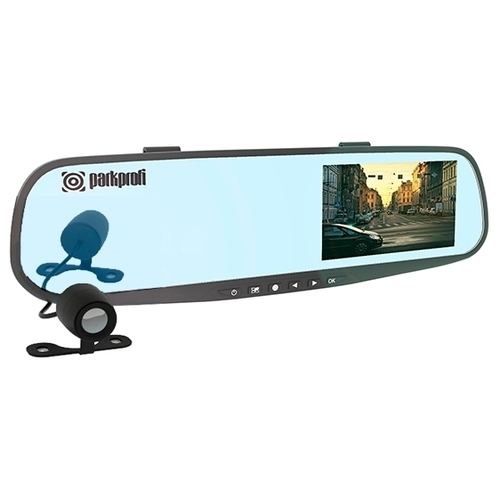 Видеорегистратор Parkprofi Yi 3Z, 2 камеры