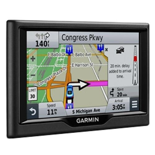 Навигатор Garmin Nuvi 58 LMT Europe