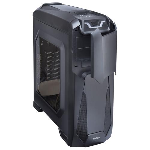 Компьютерный корпус ExeGate EVO-8202 600W Black