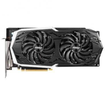 Видеокарта MSI GeForce RTX 2070 1410MHz PCI-E 3.0 8192MB 14000MHz 256 bit HDMI HDCP Armor OC