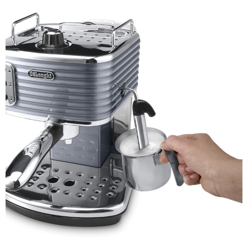 Кофеварка рожковая De'Longhi ECZ 351 Scultura