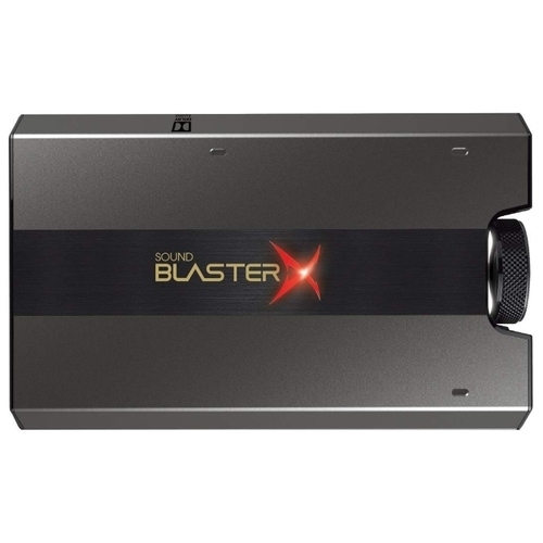 Внешняя звуковая карта Creative Sound BlasterX G6