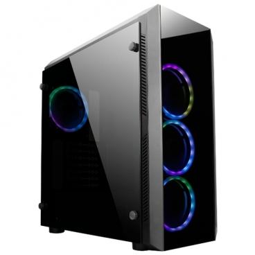 Компьютерный корпус Chieftec GL-02B w/o PSU