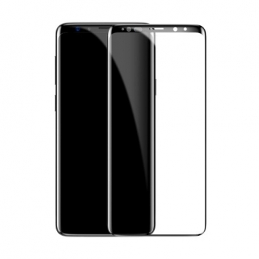 Защитное стекло Baseus All-screen Arc-surface Tempered Glass Film для Samsung Galaxy S9