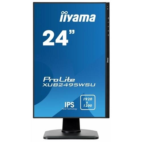Монитор Iiyama ProLite XUB2495WSU-1