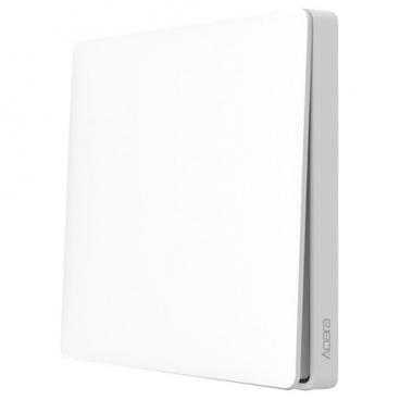 Выключатель с электронной коммутацией Aqara WXKG03LM, белый