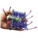 Электромеханический конструктор ND Play На элементах питания 271122 Робот-паук