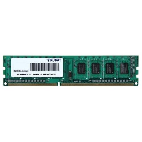 Оперативная память 4 ГБ 1 шт. Patriot Memory PSD34G160081