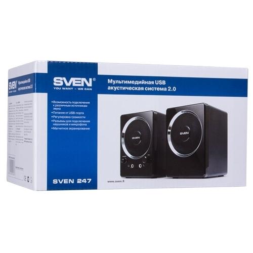 Компьютерная акустика SVEN 247