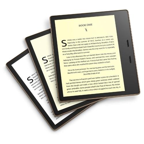 Электронная книга Amazon Kindle Oasis 2019 8 Gb