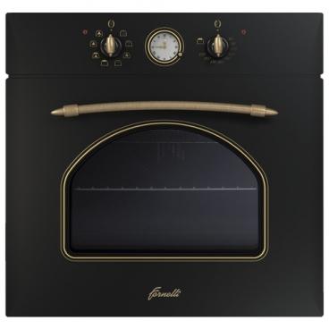 Электрический духовой шкаф Fornelli FEA 60 Merletto Anthracite