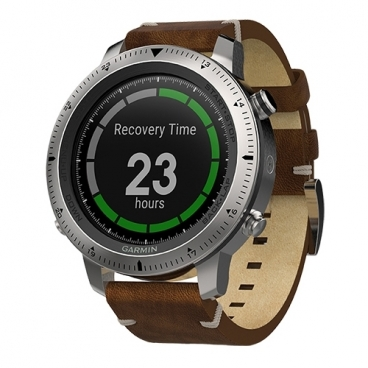 Часы Garmin Fenix Chronos (leather)