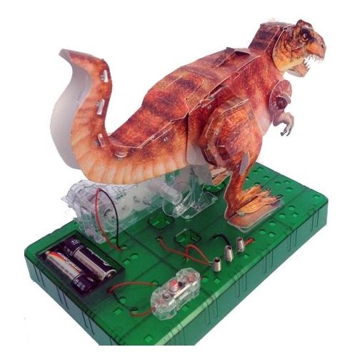 Электронный конструктор ND Play 3D 277385 Тираннозавр