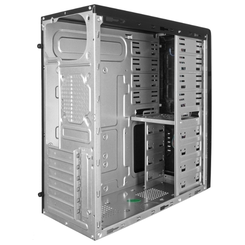 Компьютерный корпус ExeGate CP-604 350W Black