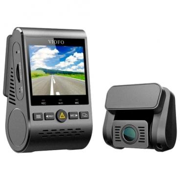 Видеорегистратор VIOFO A129 Duo GPS, 2 камеры, GPS