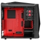 Компьютерный корпус AeroCool Sixth Element Red Edition Black