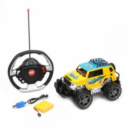 Машинка Наша игрушка USB шнур