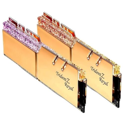 Оперативная память 16 ГБ 2 шт. G.SKILL F4-3200C16D-32GTRG