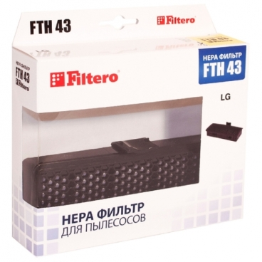 Filtero HEPA-фильтр FTH 43