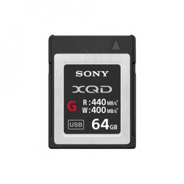 Карта памяти Sony QDG64E
