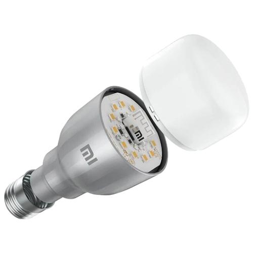 Лампа светодиодная Xiaomi Mi LED Smart Bulb (MJDP02YL), E27, 10Вт