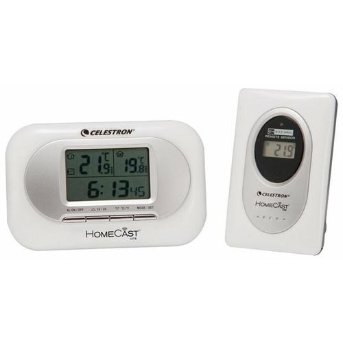 Термометр Celestron 47020 HomeCast Lite Weather Station