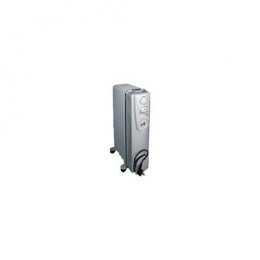 Масляный радиатор irit IR-1507