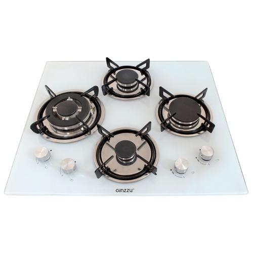 Варочная панель Ginzzu HCG-441 white