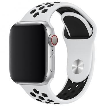 Gurdini Спортивный ремешок Sport Band для Apple Watch 38/40 мм