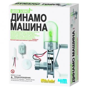 Набор 4M Динамо-машина 00-03263