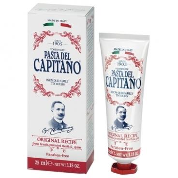 Зубная паста Pasta del Capitano 1905 Оригинальный рецепт