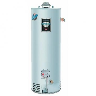Накопительный газовый водонагреватель Bradford White M-I-504S6FBN