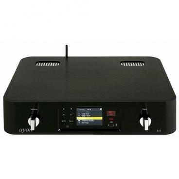 Сетевой аудиоплеер Ayon Audio S-3
