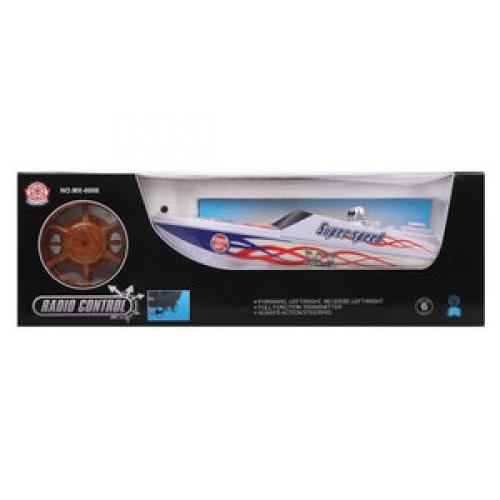 Катер Наша игрушка MX-0006-4