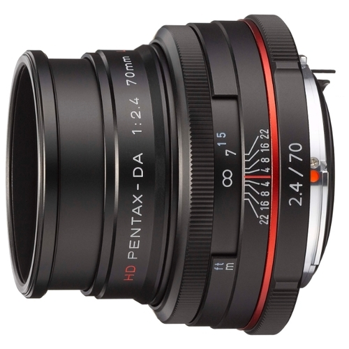Объектив Pentax DA 70mm f/2.4 Limited HD