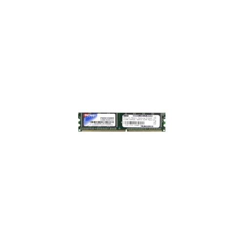 Оперативная память 512 МБ 1 шт. Patriot Memory PSD5124001