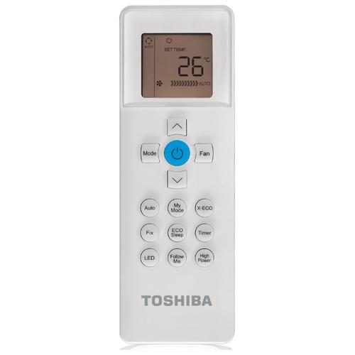 Настенная сплит-система Toshiba RAS-09U2KH3S-EE / RAS-09U2AH3S-EE