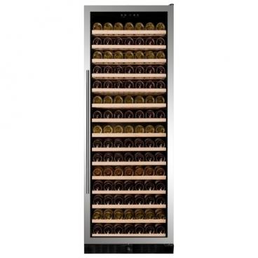 Встраиваемый винный шкаф Dunavox DX-194.490SSK