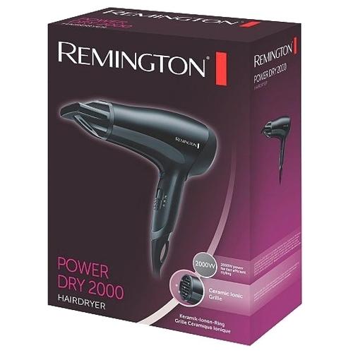 Фен Remington D3010 Power Dry 2000